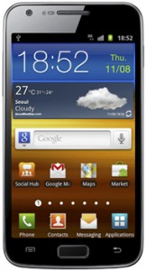 Samsung Galaxy S2 mit LTE
