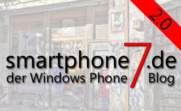 Neues Design – Umbauarbeiten auf smartphone7.de