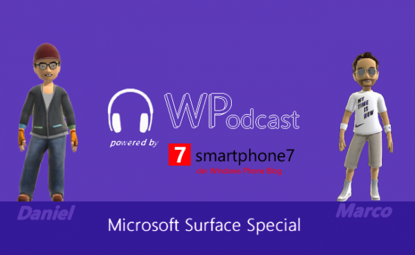 Special Podcast: Das Microsoft Surface Tablet