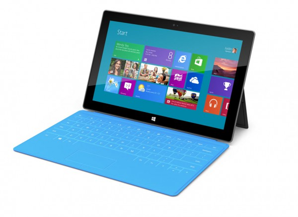 Microsoft Surface Tablet angekndigt *UPDATE*