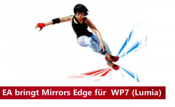 EA bringt Mirrors Edge fr WP7/8