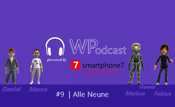 Podcast #9: Alle Neune + Gewinnspiel