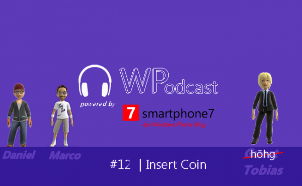 Podcast #12: Insert Coin