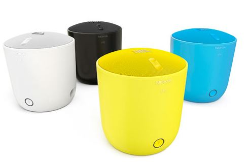 Nokia und JBL bringen PlayUp Wireless Lautsprecher