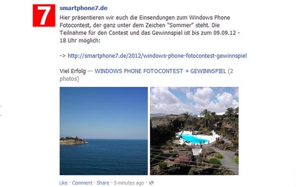 Zur Contest Gallery