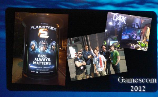 Die Gamescom 2012 im Fokus