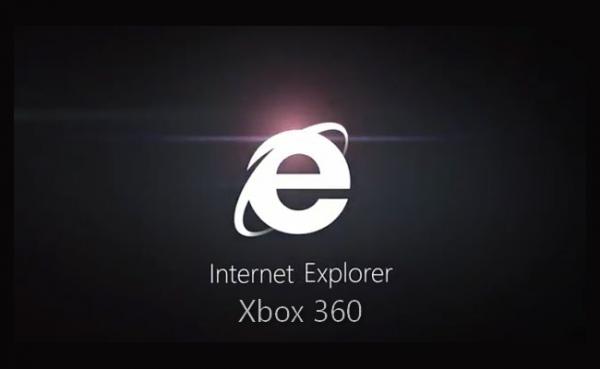 Internet Explorer für die Xbox 360