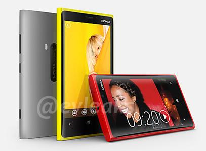 Gerücht: Nokia Lumia 920 mit PureView geleakt