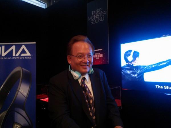 Monster stellt neue DNA Kopfhörer auf der IFA2012 vor (HandsOn)