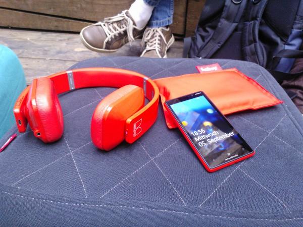 Das neue Nokia Lumia 820 im HandsOn (Videos & Bilder)