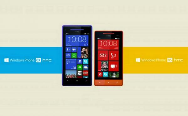 HTC gibt Windows Phone 8 Devices Termin bekannt