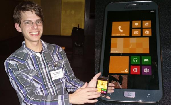 Windows Phone 8: Samsung ATIV S im HandsOn