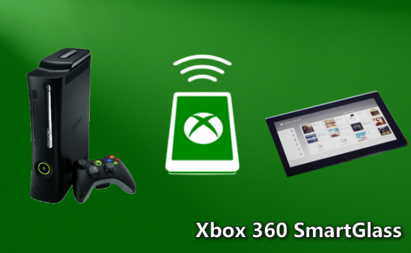 Xbox 360 SmartGlass App für Windows (Phone) 8