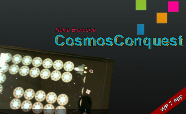 Nokias CosmosConquest: Der Action-Puzzler