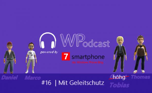 Podcast #16: Mit Geleitschutz