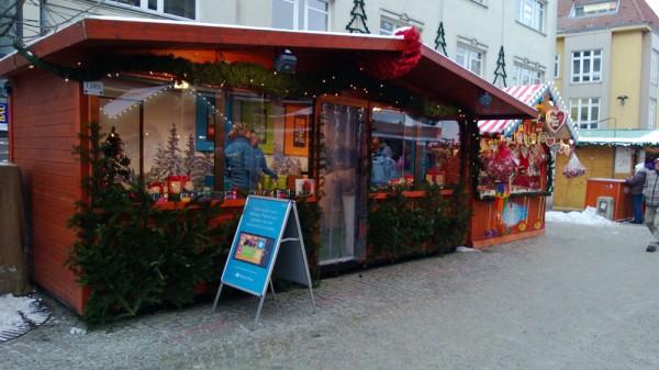 Windows Phone 8 auf dem Weihnachtsmarkt