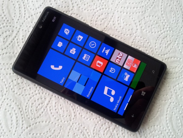 Gekauft aber nicht überzeugt: Lumia 820