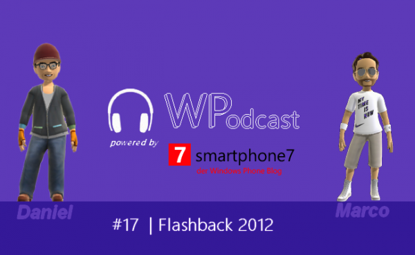 Podcast #17: Flashback 2012