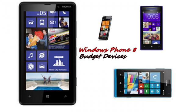 Günstige Windows Phone 8 Devices im Überblick