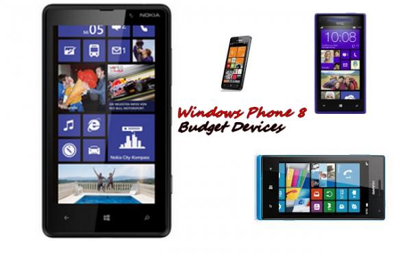 Günstige Windows Phone 8 Devices im Überblick