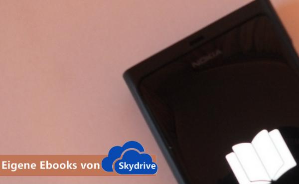 Eigene Ebooks auf das Nokia Lumia Device übertragen
