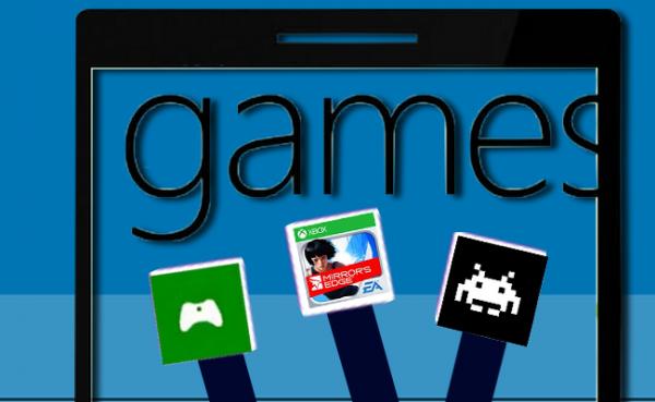 Top Games fürs Windows Phone