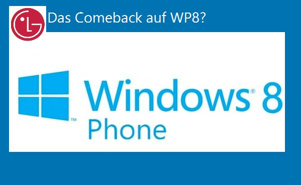 LG's Rückkehr zu Windows Phone?