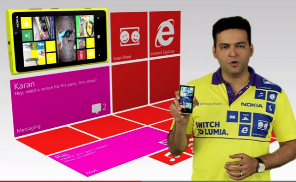 Video-FAQ zum Featurephone Lumia 920 gestartet