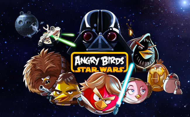 Angry Birds Star Wars + Gewinnspiel