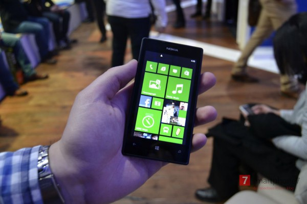MWC13: Nokia Lumia 520 im HandsOn – Bilder + Video