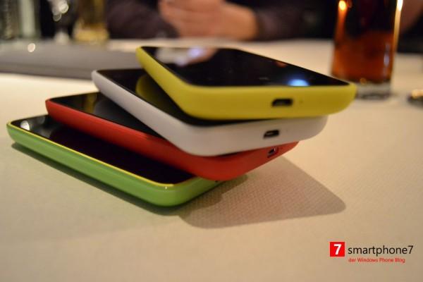 Das neue Nokia Lumia 620 im HandsOn & Eventbericht