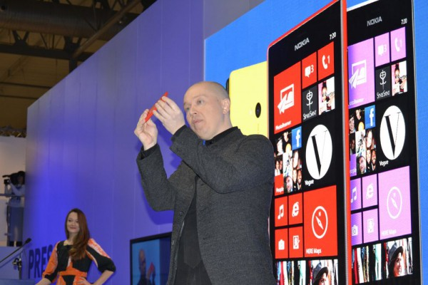 MWC2013: Nokia Lumia 720 im HandsOn – Bilder + Video