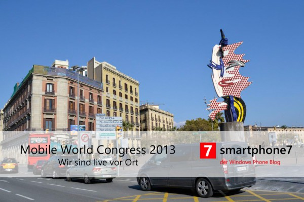 Mobile World Congress 2013 – wir sind live vor Ort
