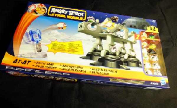 Angry Birds: Starwars Gewinnspiel | Der Gewinner steht fest