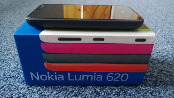 Das Review des Nokia Lumia 620