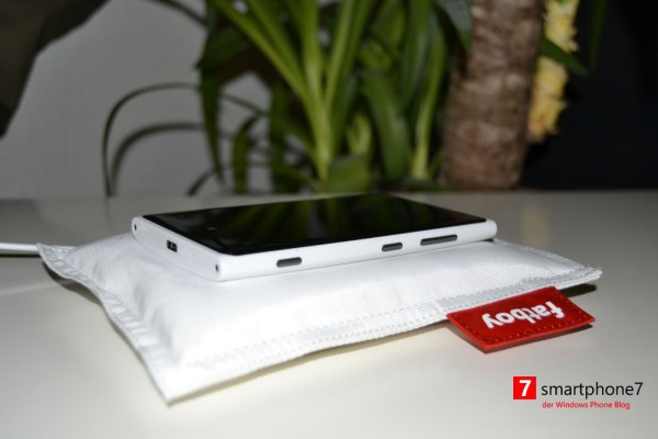 Nokia DT-900 Wireless Charging Plate im Kurztest – Bilder + Video