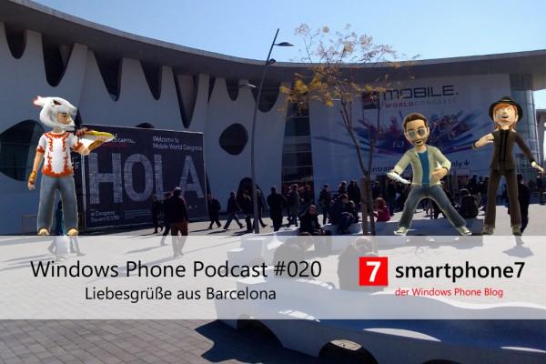 Podcast #20: Liebesgrüße aus Barcelona + Gewinnspiel