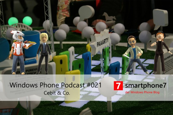 Podcast #21: Cebit & Co.