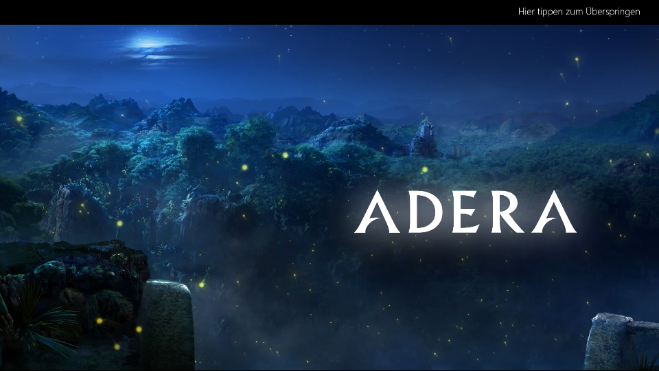 Adera – Point-and-Click Adventure für Windows 8