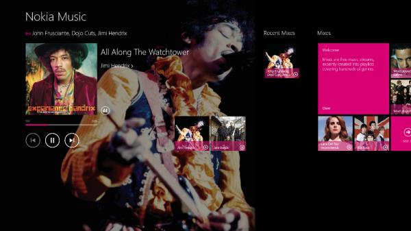 Nokia Music für Windows 8/RT erhältlich