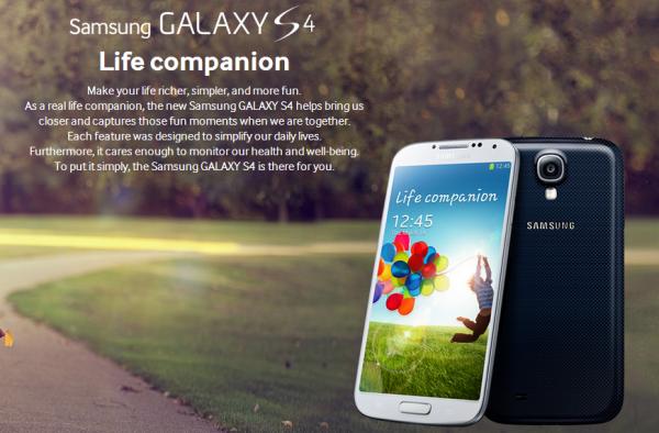Sponsored Video: Das neue Samsung Galaxy S4