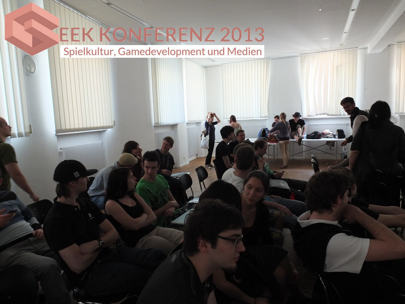 Geek Konferenz 2013: Eventbericht
