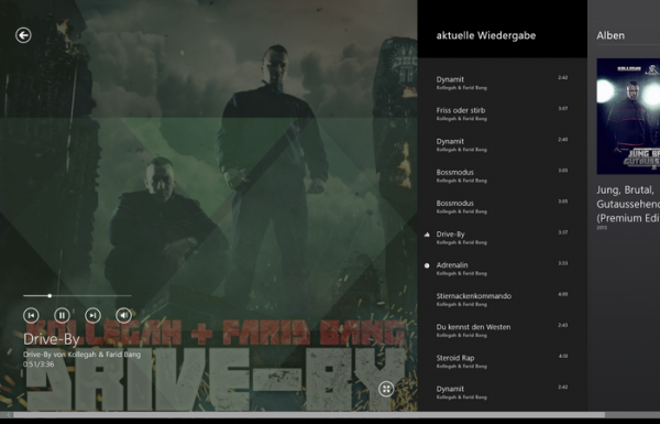 Streamingservice Xbox Music im Review