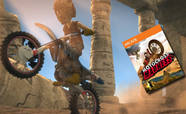360 Arcade Special: Motorcross Madness + Gewinnspiel [Update]