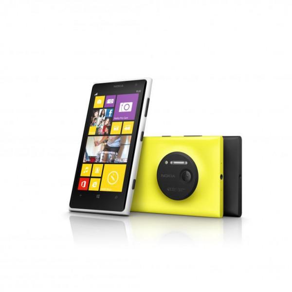Das neue Nokia Lumia 1020 (und Zubehör) im Überblick