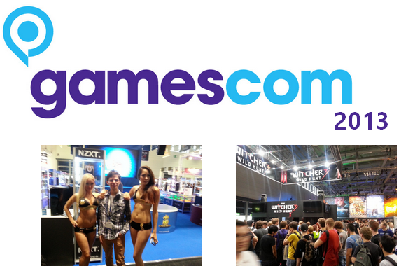 Gamescom 2013 Eventbericht