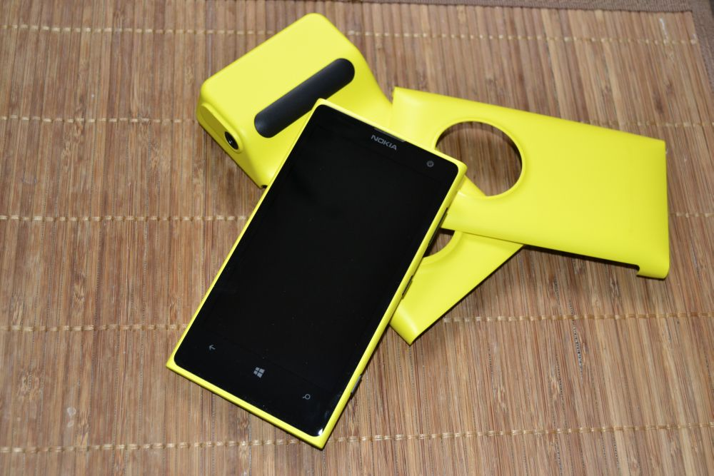 Das Nokia Lumia 1020 im Test